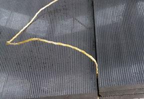 中国黑拉丝面石材