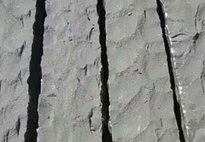 宜宾黑自然面石材